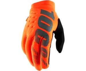 BRISKER FLUO ORANGE/BLACK