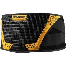 CLINCH BLACK/YELLOW BELT