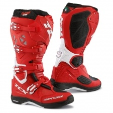 COMP EVO MICHELIN - WHITE / RED