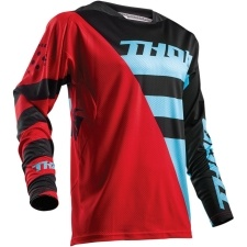 FUSE AIR RIVE RED/BLUE JERSEY