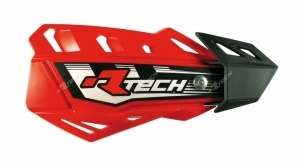 HANDGUARDS FLX - CRF RED