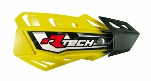 HANDGUARDS FLX - RMZ YELLOW