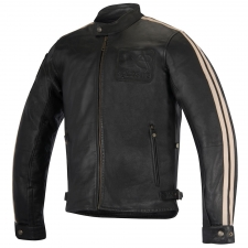 OSCAR CHARLIE LEATHER JACKET