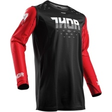 PRIME FIT ROHL RED/BLACK JERSEY