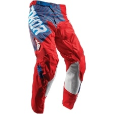 PULSE GEOTEC RED/BLUE PANT