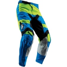 PULSE LEVEL LIME/BLUE PANT