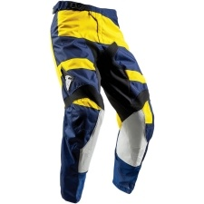 PULSE LEVEL NAVY/YELLOW PANT