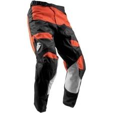 PULSE LEVEL RED ORANGE/BLACK PANT