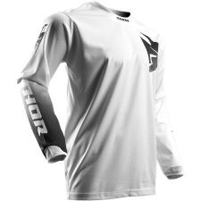 PULSE WHITEOUT WHITE JERSEY