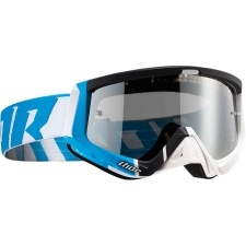 SNIPER BARRED BLUE/WHITE GOGGLE
