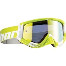 SNIPER CHASE LIME/WHITE GOGGLE
