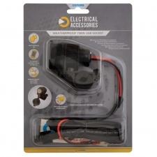 USB 5V 2AMP DUAL SOCKET & FUSED LOOM