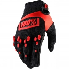 YOUTH AIRMATIC BLACK/RED